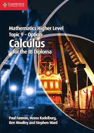 mathematics higher level for the ib diploma option topic 9