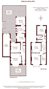Westfield London Floor Plan 4 Bedroom Aldbourne Road London W12 Property For Sale Marsh