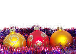 Tinsel Dinosaur Christmas Decorations by New Background Of Christmas Decorations And Tinsel Stock Photo