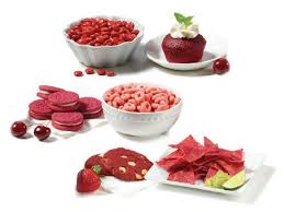 suprared is a natural red food coloring for baking sensient food