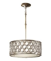 Murray Feiss Pendant Light Murray Feiss F2568 3 Lucia 17 Inch Wide 3 Light Large Pendant