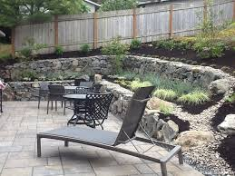 Retaining Wall Patio Design Project Spotlight Beaverton Backyard Transformed By Portland