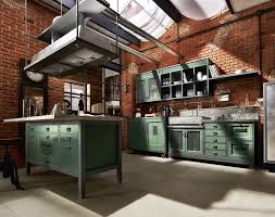 fitted wood kitchen loft composition 01 loft collection by