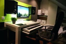 home studio workstation desk home recording desk getrewind co