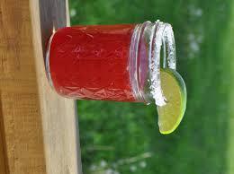 pomegranate margarita lime annashortcakes