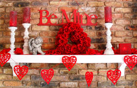 decorating ideas stunning picture of fireplace elegant valentine