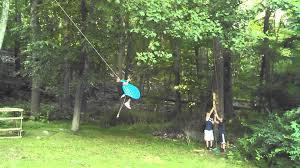 crazy backyard swing youtube