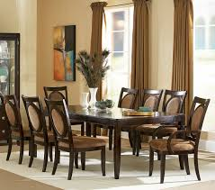 9 piece dining room table sets 9 piece dining set furniture of america harsburough classic 9