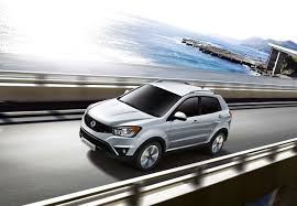 ssangyong korando ssangyong korando wallpapers auto power