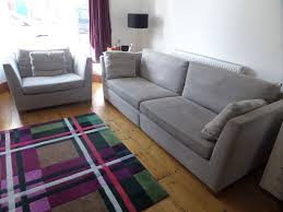 sofa stockholm ikea stockholm sofa and large armchair for sale in salisbury