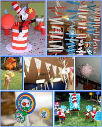 dr seuss party ideas party obsession dr seuss party hat party cat and birthdays