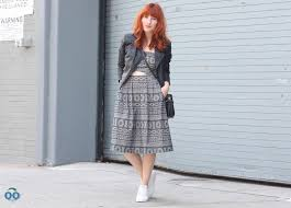 a lightweight dress topped with an equally cute jacket