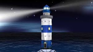 light house at night lighthouse 3d puzzle at night youtube