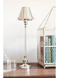 Nickel Table Lamp Nickel Table Lamp Sophie Conran Shop