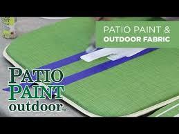 decoart tips u0026 tricks outdoor fabric projects using patio paint