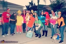 Ernie Bert Halloween Costumes Sesame Street Family Halloween Costumes