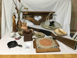 puget sound estate auctions lot 26 wood wall mount coat