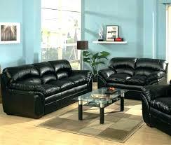 Black Leather Sleeper Sofa Loveseat Leather Sofa Black Leather Loveseat Sleeper Sofa