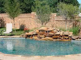 Pool Cabana Ideas by Pool Waterfalls Ideas Pool Design U0026 Pool Ideas