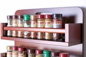 18 Jar Spice Rack Spice Rack Wooden Open Top 3 Tiers Wooden Bar On Behance