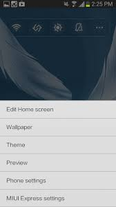 themes for mihome apk how to run miui s apps launcher on your galaxy note 2 without