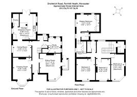 4 bedroom detached for sale in worcester