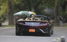 honda supercar concept next gen honda nsx concept appears in the avengers photos 1 of 6