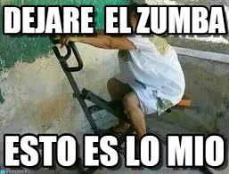 Zumba Meme - dejare el zumba on memegen