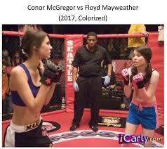 Muay Thai Memes - floyd mayweather vs conor mcgregor floyd mayweather vs conor