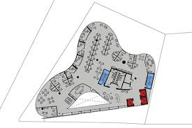 open space floor plans splice design typical office plan maximizes open space and work
