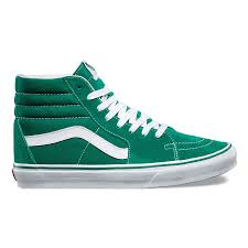 trend alert pantone color of the year greenery vans girls