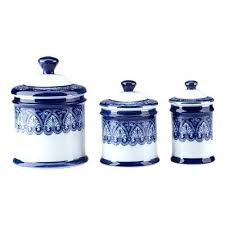 blue and white kitchen canisters blue and white kitchen canisters canister sets related for blue