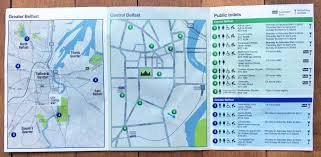 Got Map So You Want To Design A Map For Tourists Maps Everywhere