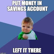 History Of Memes - 6 banking memes and why we love them bbva compass moneyfit