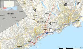 road map connecticut usa connecticut route 136