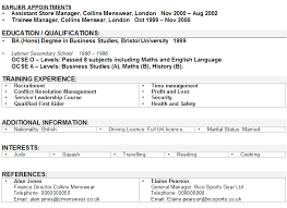 Resume Interest 6 Example Of Hobbies And Interest Emt Resume