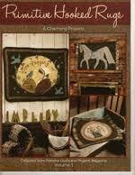 softcover rug hooking books