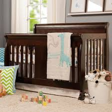 Espresso Convertible Cribs Davinci Porter 4 In1 Convertible Crib In Espresso M8501q Free Shipping