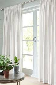 White Lined Curtains White Curtains White Blinds Next Official Site