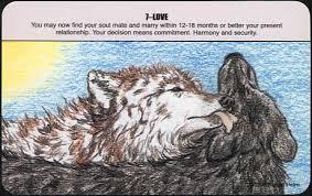 wolf tarot cards tarot deck wolf tarot the wolf pack tarot deck