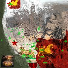 Fallout New Vegas World Map by This Month U0027s Updates Image Fallout New California Mod For