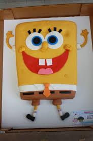 spongebob squarepants cake dazzle cakes spongebob squarepants cake