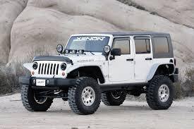 jeep wrangler unlimited flat fenders xenon flat fender style flare kit for 07 17 jeep wrangler
