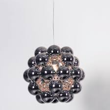 Innermost Lighting Beads Penta Pendant Light Copper By Winnie Lui For Innermost