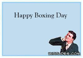 E Card Memes - happy boxing day wititudes