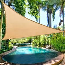 Outdoor Gazebo Curtains by Patio Ideas Patio Sun Shade Sail Canopy Gazebo Awning Pergola