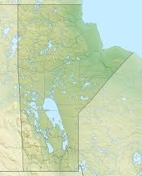 Churchill Canada Map by Sayisi Dene Wikipedia