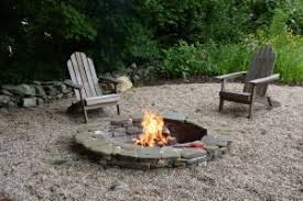 How To Make A Campfire In Your Backyard Deep Open Burning Campfires Bonfires Fire Pits Chimineas