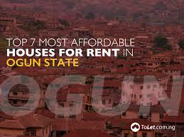 top 7 most affordable houses for rent in ogun state tolet insider