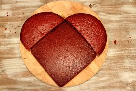 how to make a cake how to make a heart shaped cake